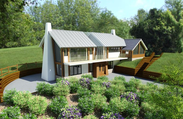 New House Plum Architects